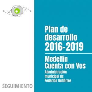 Seguimiento al Plan de Desarrollo 2016-2019