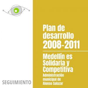 Seguimiento al Plan de Desarrollo 2008-2011