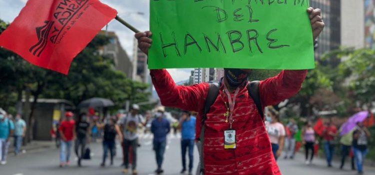#RentaBásicaYa para trabajadores informales de Medellín